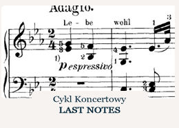 Cykl koncertowy Last Notes